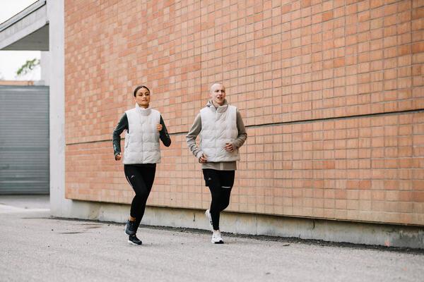 Mon défi jogging