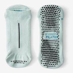 Antislip sokken voor pilates en yoga groen