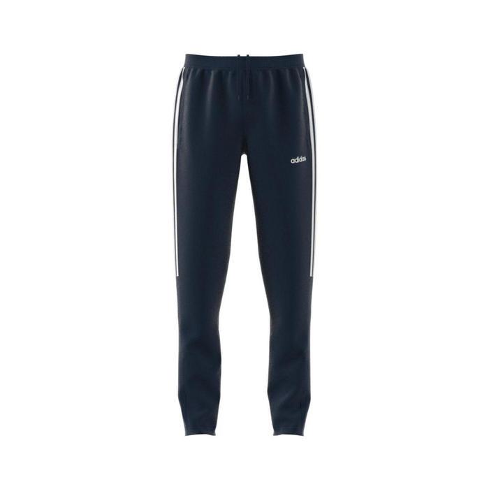 Pantalon garçon bleu marine logo sur la cuisse adidas