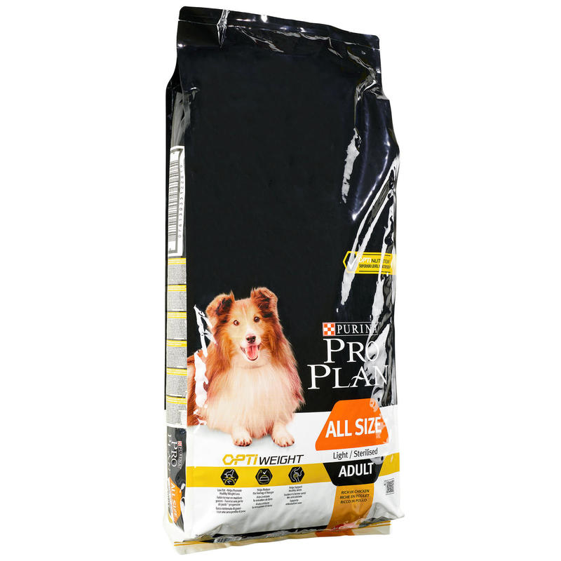 Hondenbrokken Pro Plan Medium Adult Light Sterilised kip 14 kg