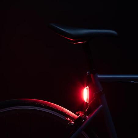 KIT LUCES BICICLETA LED ST 920 DELANTERA/TRASERA USB