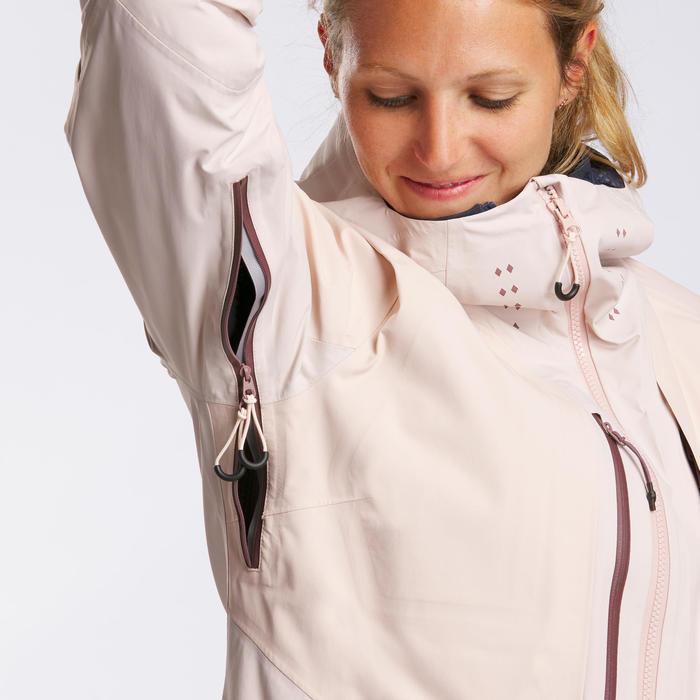 Skijacke Freeride 900 Damen rosa