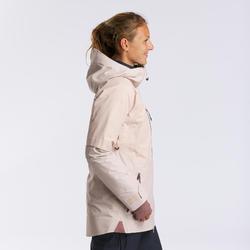 Veste de ski Freeride femme JKT SKI FR900 Rose