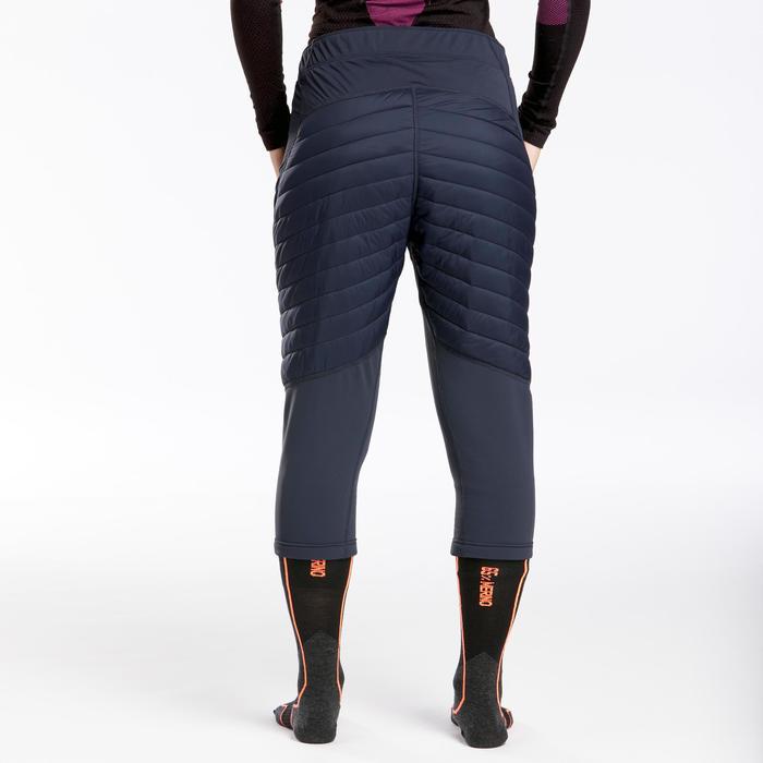 Skiunterwäsche Skiunterziehhose 900 Damen blau