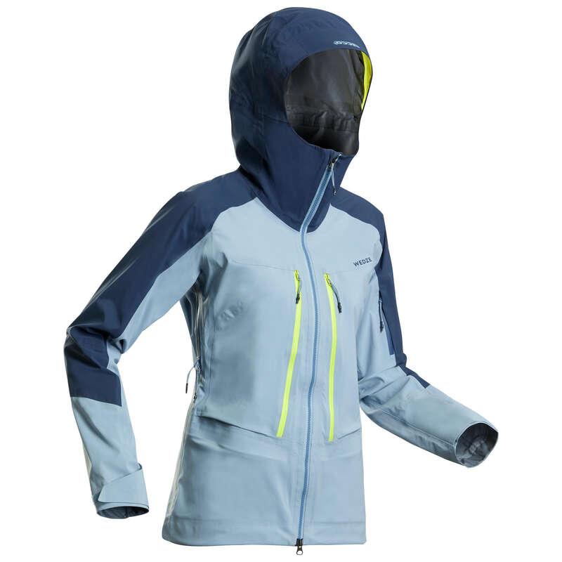 Dámska bunda na skialpinizmus