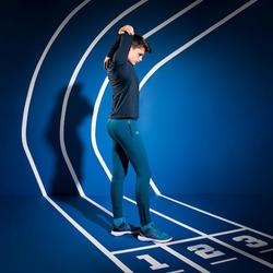 Zapatillas Running y Atletismo Kiprun Fast Niños Azul
