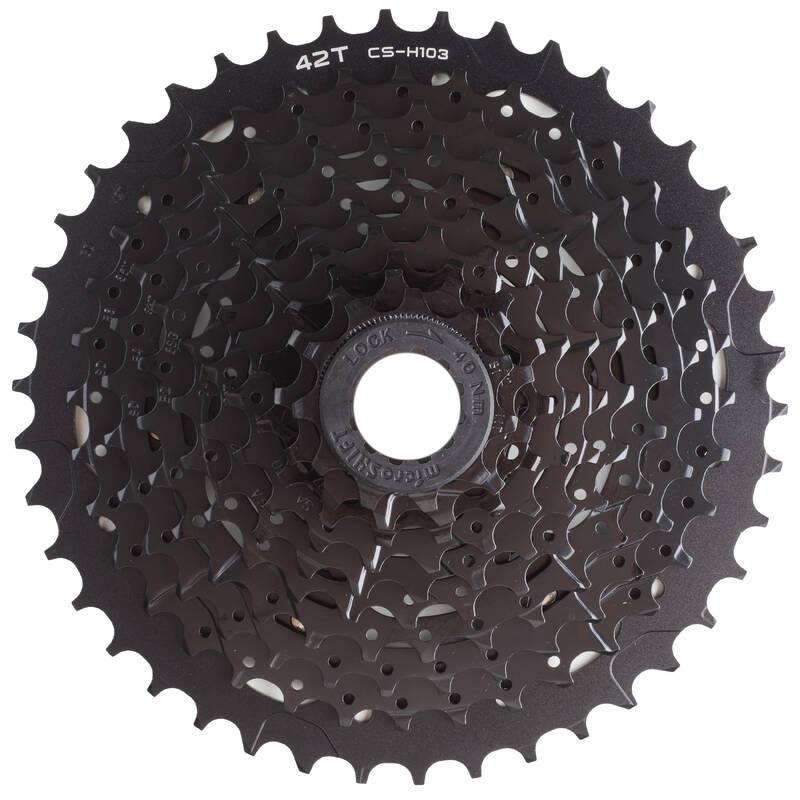 PŘEVODY SILNIČNÍ KOLA Cyklistika - KAZETA 10 R 11x42 MICROSHIFT WORKSHOP - Náhradní díly a údržba kola