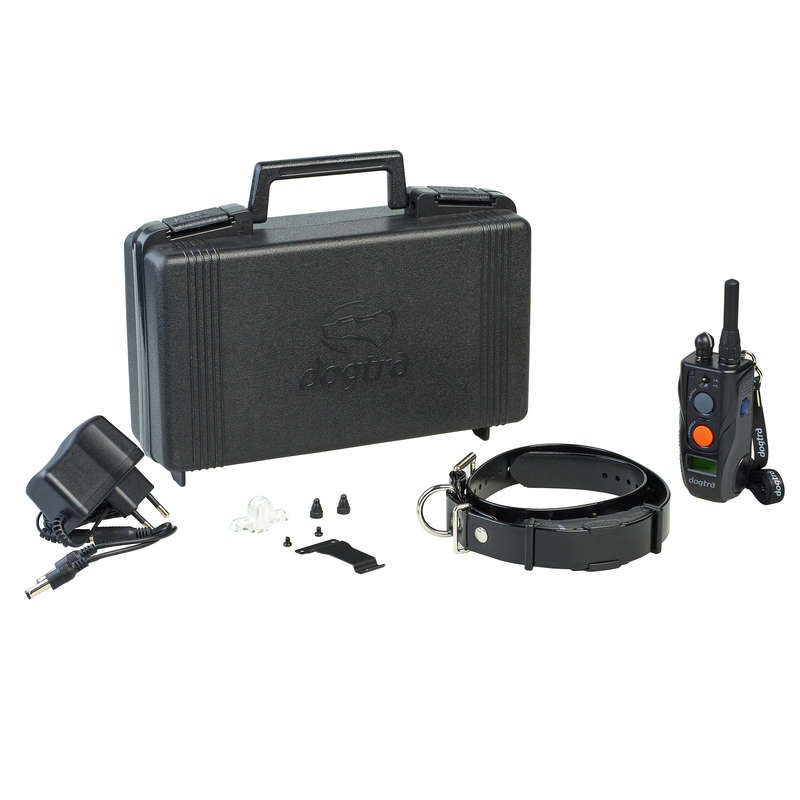 DRESIRANJE PASA Lov - Ogrlica za dresuru ARC800 crna DOGTRA - Proizvodi za pse