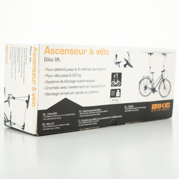 SUPPORT VELO POUR PLAFOND