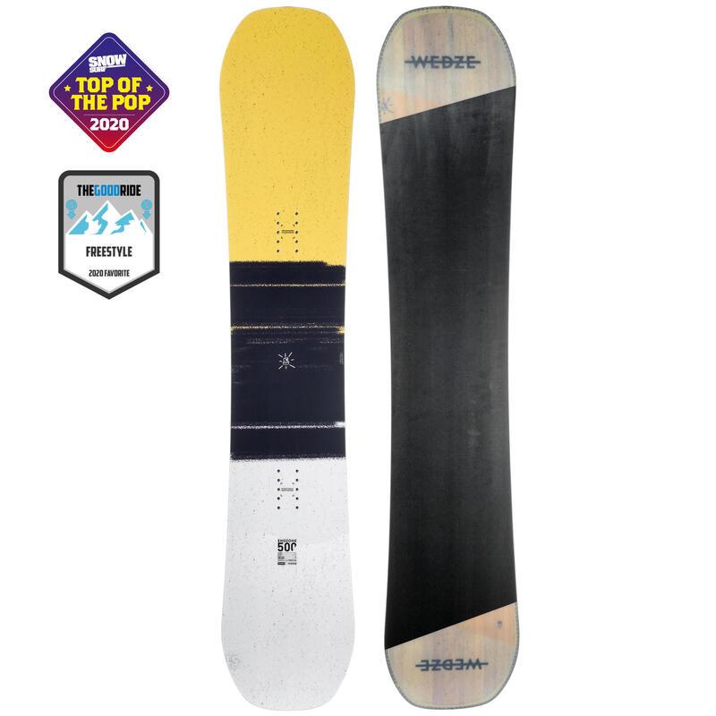 Men's Freestyle & All Mountain Snowboard