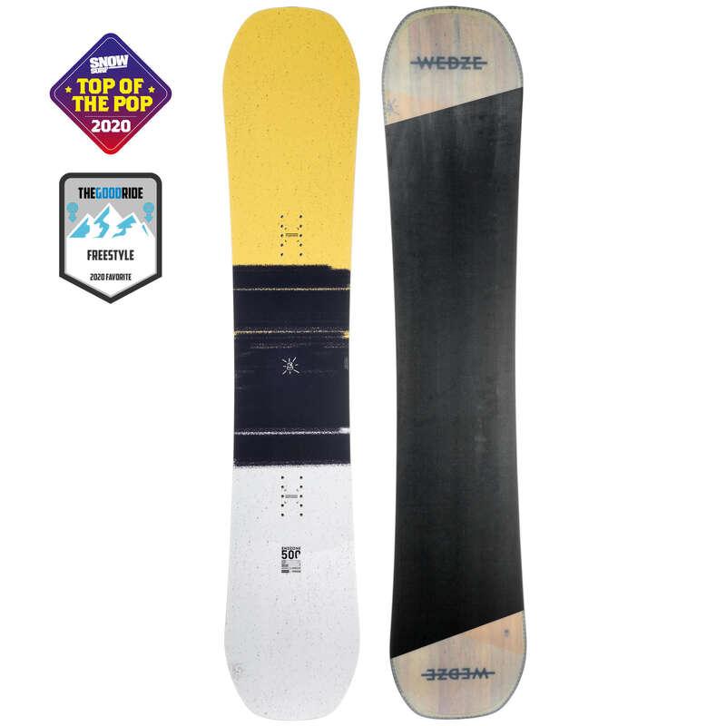 SNOWBOARD - ORTA SEVİYE ERKEK Kayak, Snowboard - ENDZONE 500 snowboard  DREAMSCAPE - Kayak ve Snowboard Malzemesi