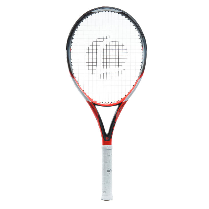 TR890 Adult Tennis Racket - Orange/Black