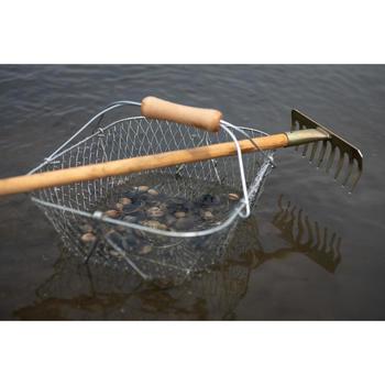 Râteau 100cm pêche à pied