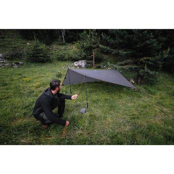 Trekking 2 Seasons Tarp Trek 900 - Grey