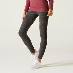 Legging de Sport 510 Femme Gris Chiné