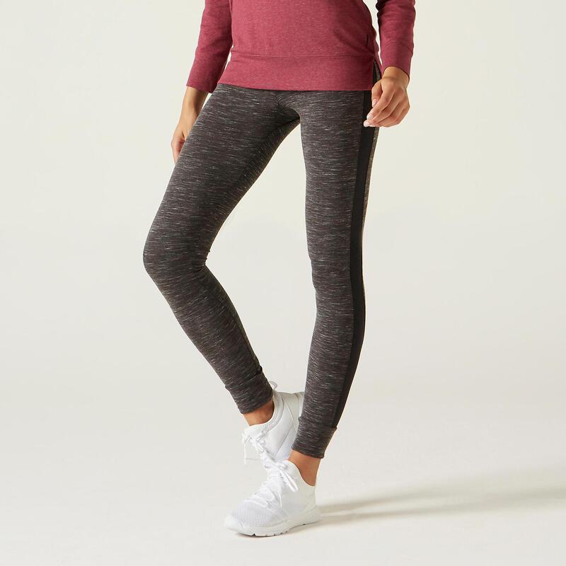 Women's Sports Leggings 510 - Grey Marl