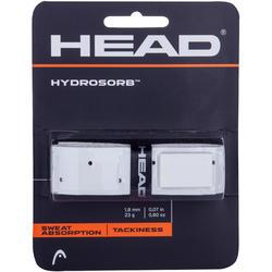 GRIP DE RAQUETTE DE TENNIS HEAD HYDROSORB BLANC