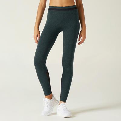 Women's Sports Leggings 520 - Grey/Patterned