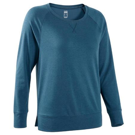500 Long-Sleeved Gym T-Shirt - Women