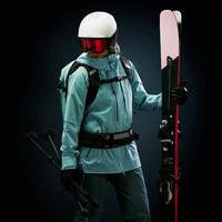 Manteau de ski de hors-pisteFR900 – Femmes