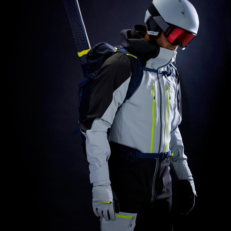 Ski Travesía Mountain Touring Wedze MT85 (Fijaciones y Pieles)