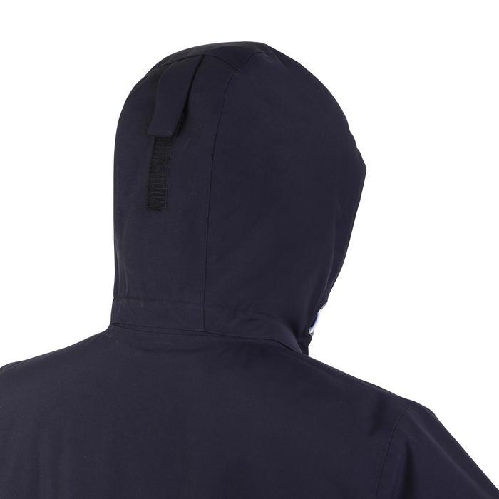 男款保暖航海外套300-黑色