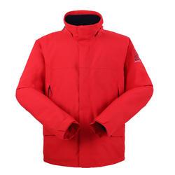 Sailing warm jkt 300 Men Red