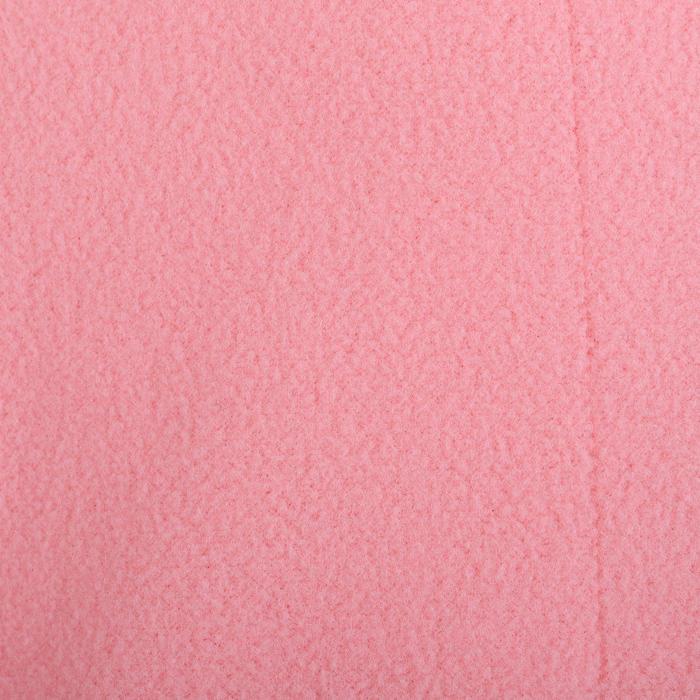 Sailing 100 children's fleece - salmon pink