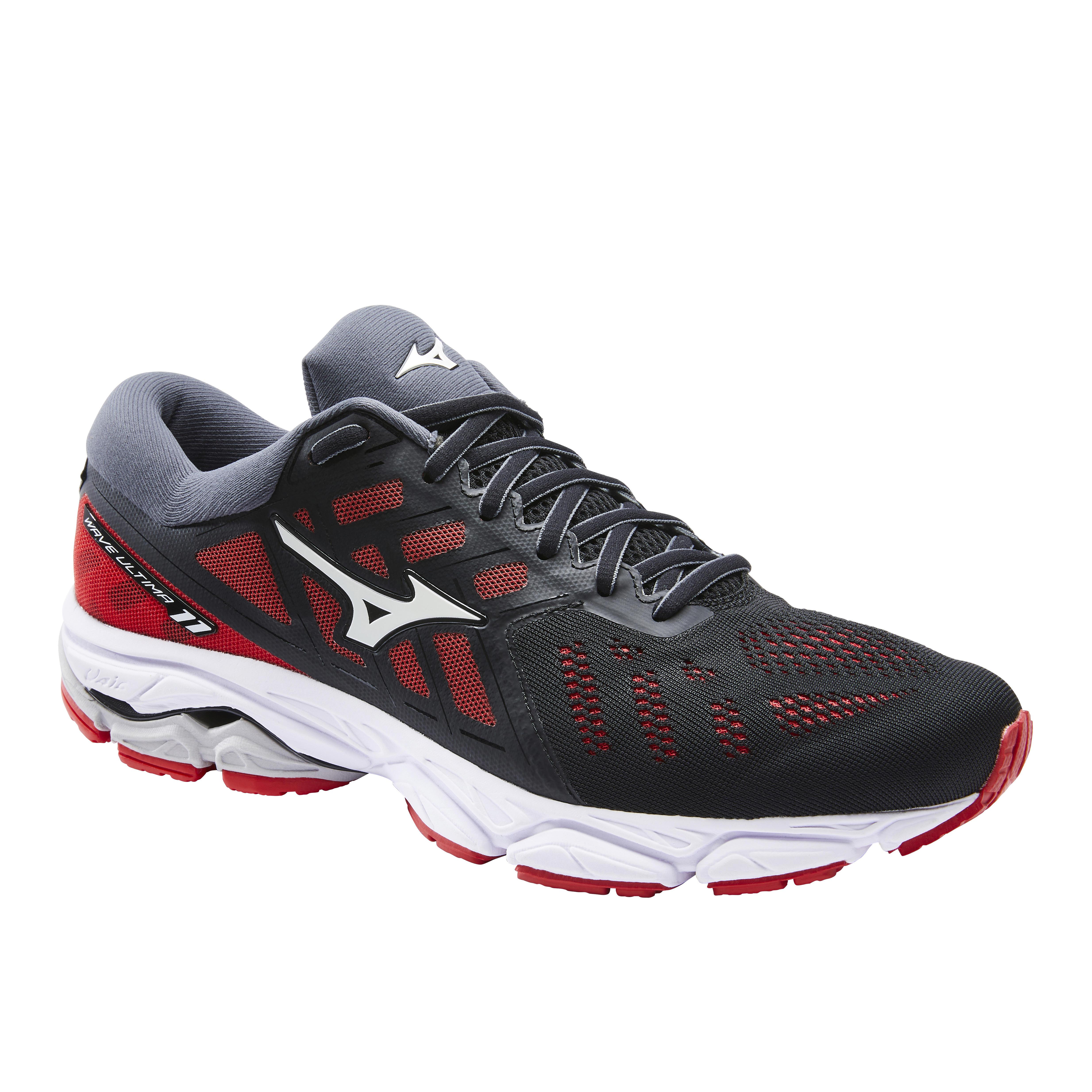 mizuno mens running shoes size 11 years football