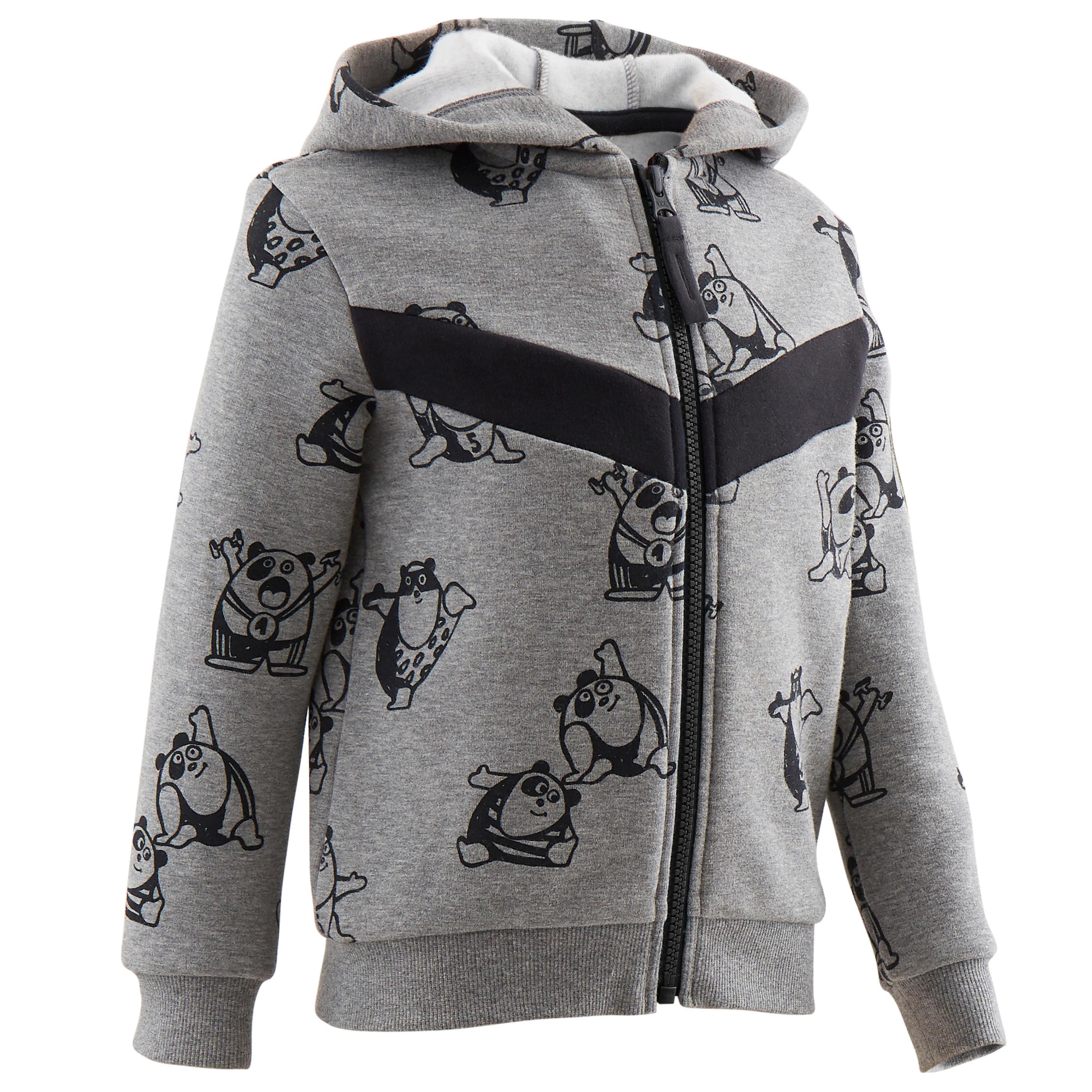 Jachetă călduroasă 120 copii la Reducere poza