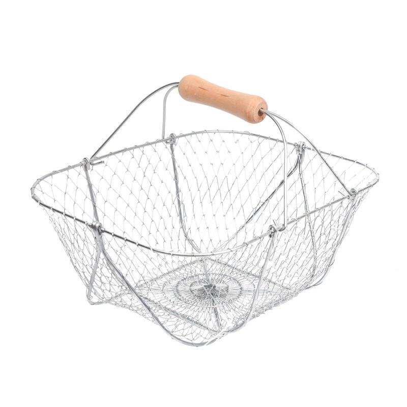 Panier à coquillages 14 litres pêche à pied