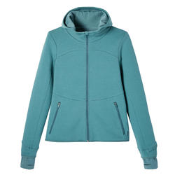 Women's Hooded Jacket 560 - Green