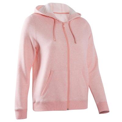 Women's Hoodie 500 - Pink