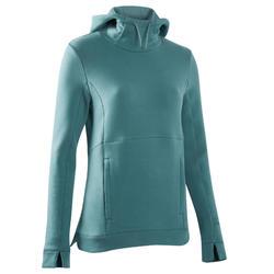 Sweat à Capuche 520 Femme Vert