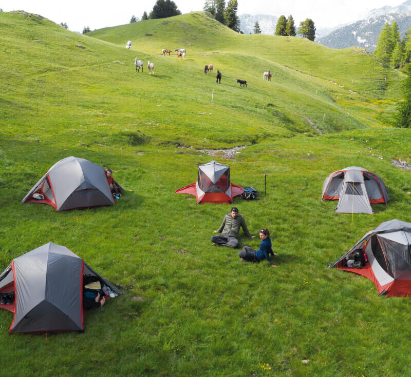 The keys to a successful bivouac