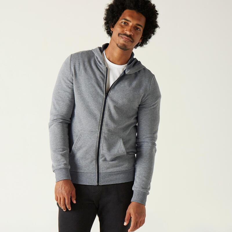 Hoodie 100 - Grey