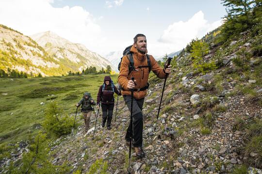 Le trekking montagne
