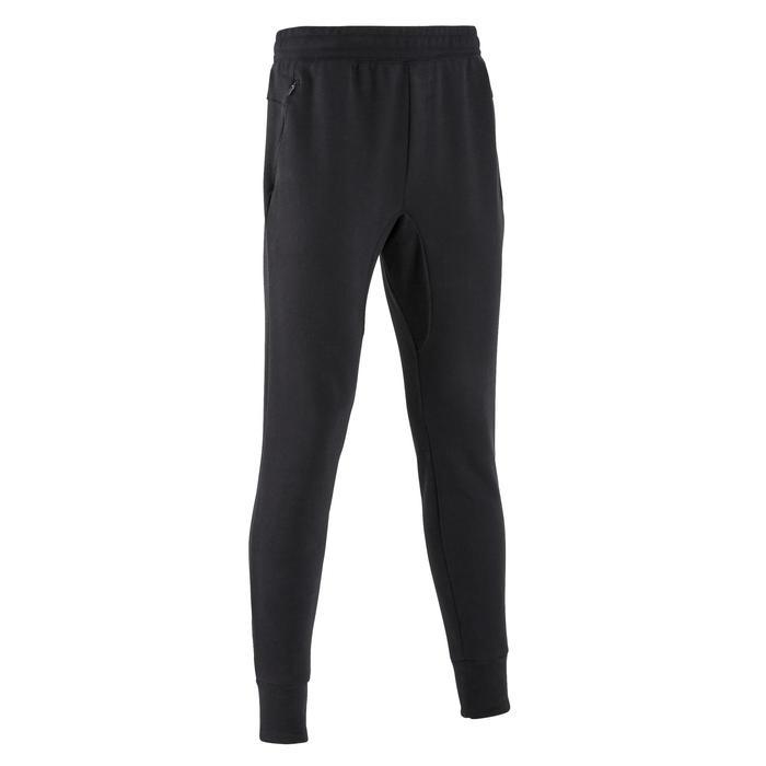 Pantalon de Jogging Skinny 500 Noir
