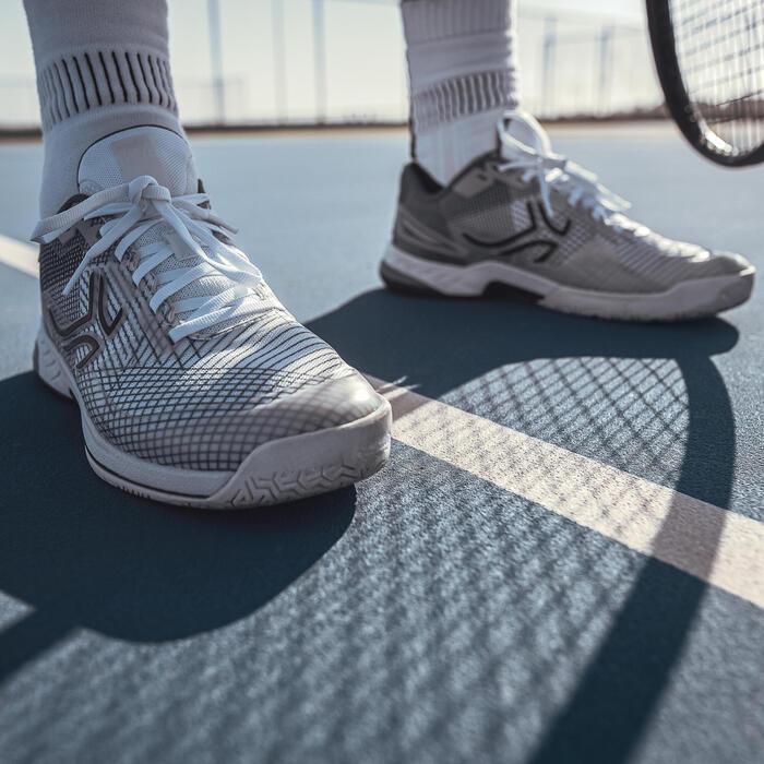 Multi-Court Tennis Shoes TS990 - White