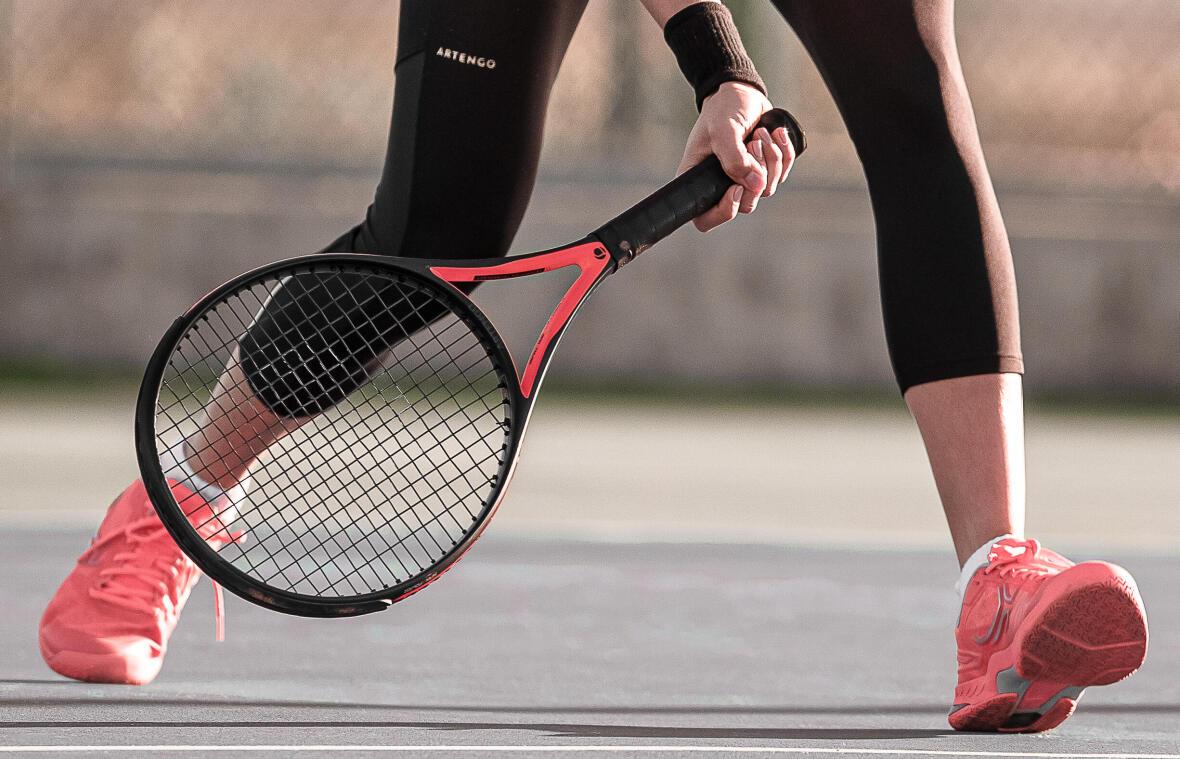 Equilibre d'une raquette de tennis