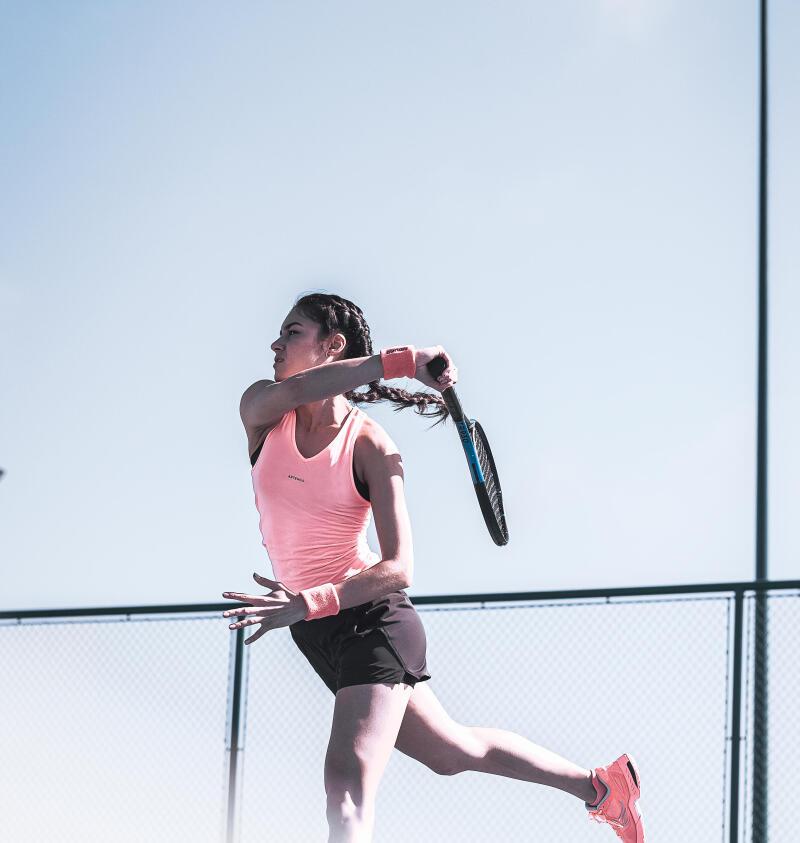 Comment bien réaliser les coups droit de tennis ?