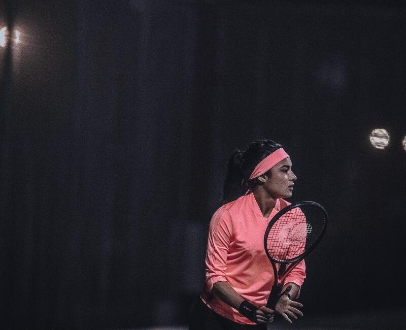 Exercices tennis