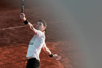 Exercices Tennis : la volée