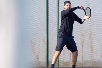 Technique Tennis : le coup droit de défense