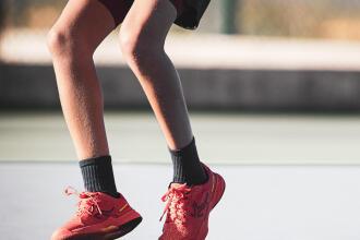 挑選小童網球鞋