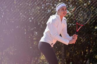 Technique Tennis : comment-realiser-un-revers-de-defense