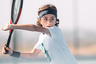 REASONS FOR YOUR KIDS TO LEARN TENNIS