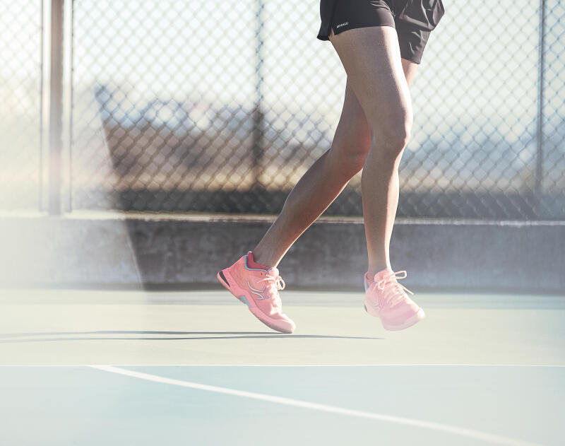 EXERCICES TENNIS : LE JEU DE JAMBE AU TENNIS