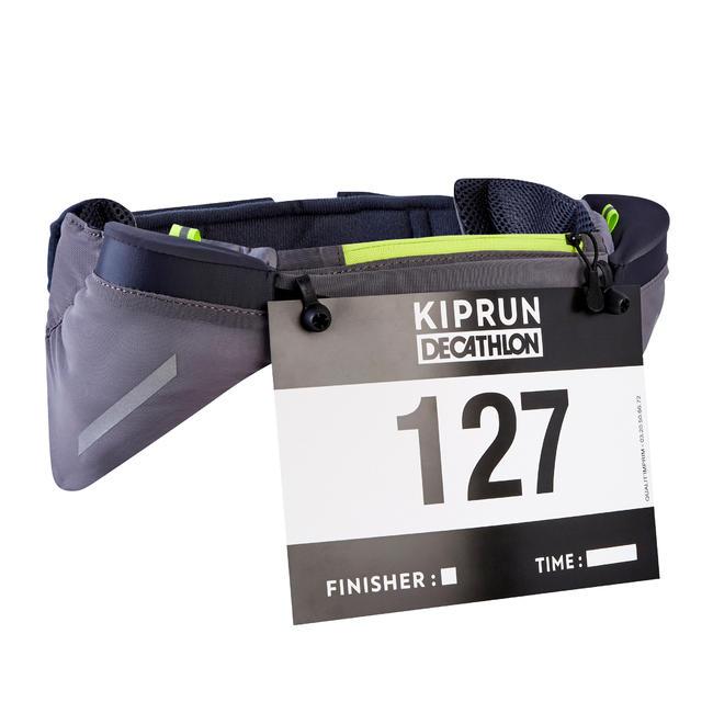 FLASK HOLDER RUNNING BELT 150ML + RACE NUMBER