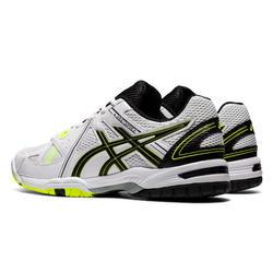 Volleybalschoenen voor heren Gel Spike wit/zwart/geel